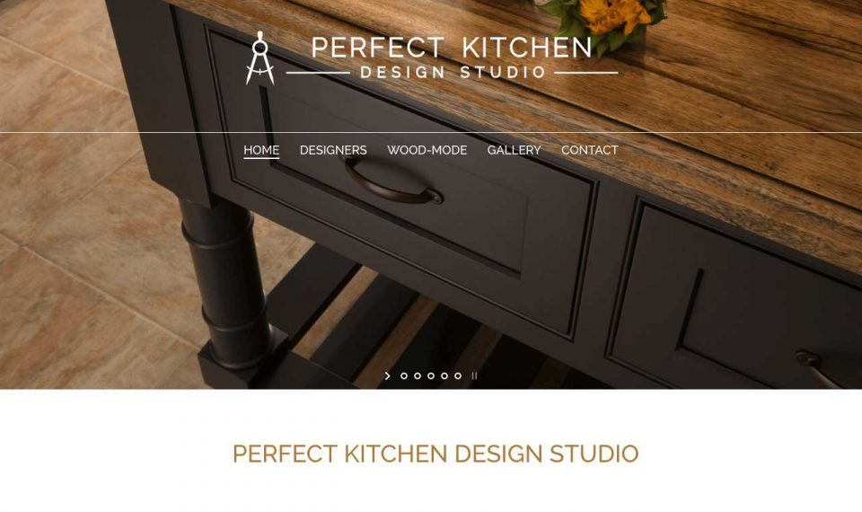 Perfect Kitchen core.Demo Website Style